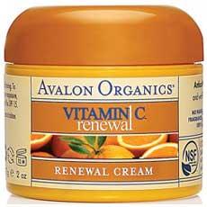 Avalon Organics Vitamin C Renewal Cream