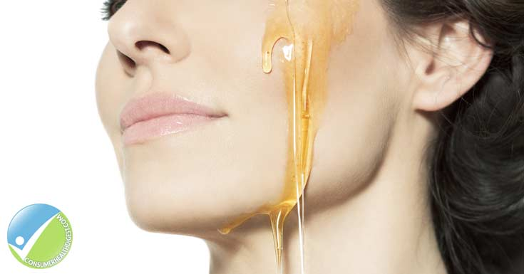 Honey Facial Cleanse