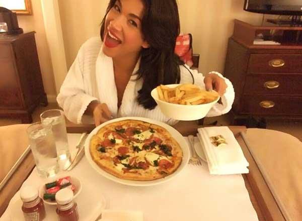 Rosa Mendes Diet Plan