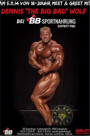 Dennis Wolf Career and Achievements