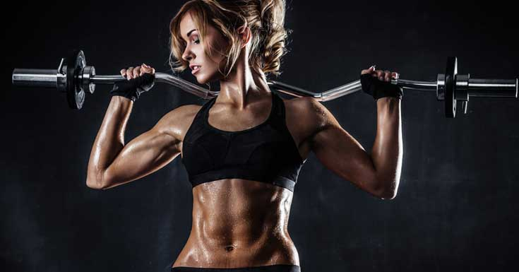 10 Best Barbell Exercises For Every Women
