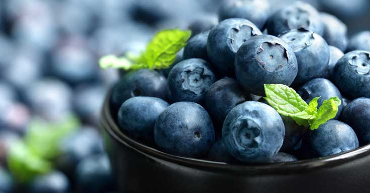 Blueberries Superfood