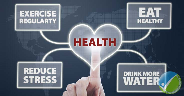 Message Of Healthy Lifestyles Awareness Week