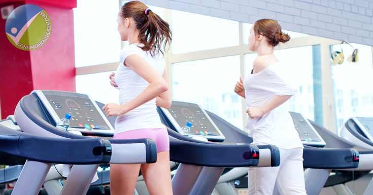 Treadmill Run/Walk