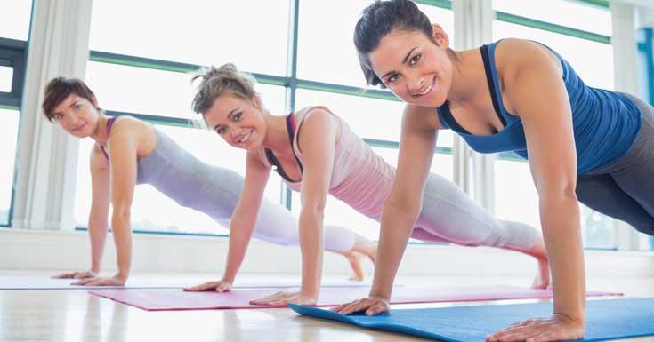 Upper-Body Workouts For Women