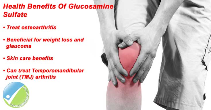 Health Benefits Of Glucosamine Sulfate