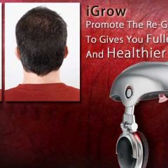 iGrow: Gives You Fuller, Thicker And Healthier Hair