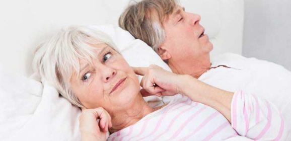 Sleep Apnea and Ageing