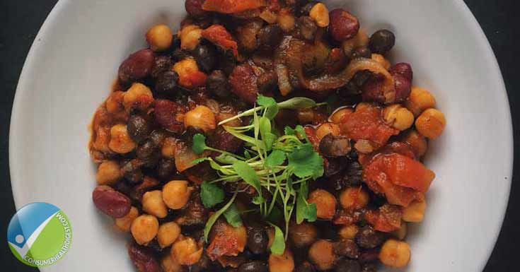 Three-Bean Chili Method