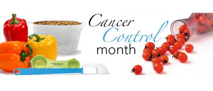 National Cancer Control Month