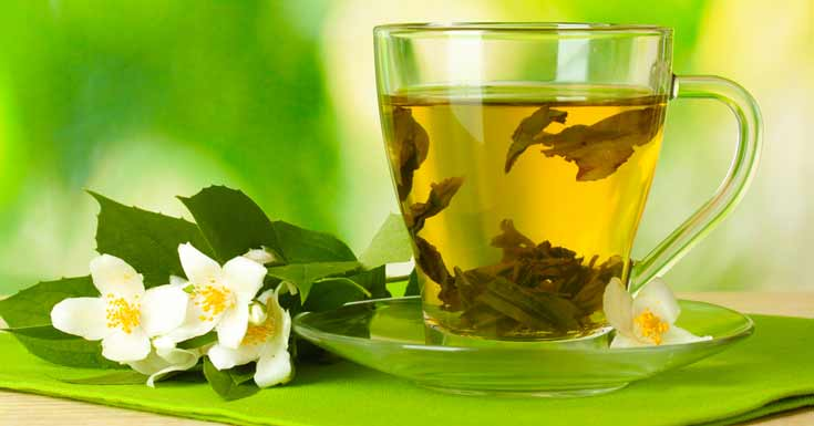 Green Tea Promote Fat Loss
