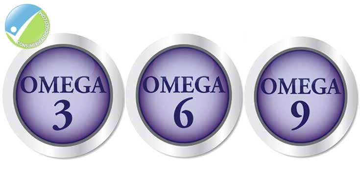 OMEGA 3-6-9 Differences