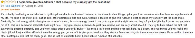 Addium Customer Reviews