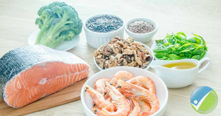 The Sources of Omega-3 Fats