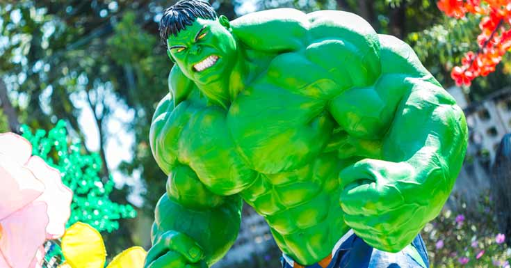 "Does Anger Turn You Into -""The Hulk""?"