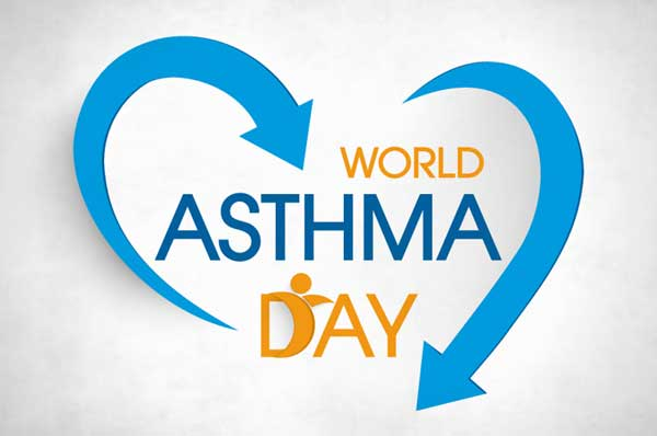 World Asthma Day Pushes You to Control Your Asthma