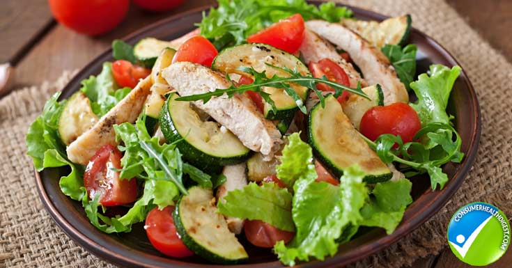Herbed Chicken Salad Recipe