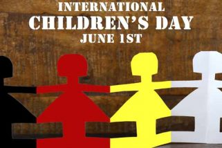 International Children's Day: Join Hands for Children Rights On June 1
