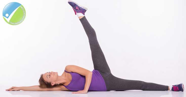 Side-Lying Leg Raises