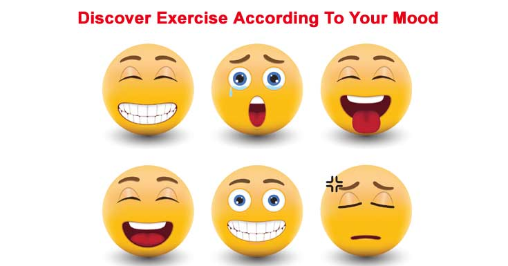 6 Mood Wise Exercises