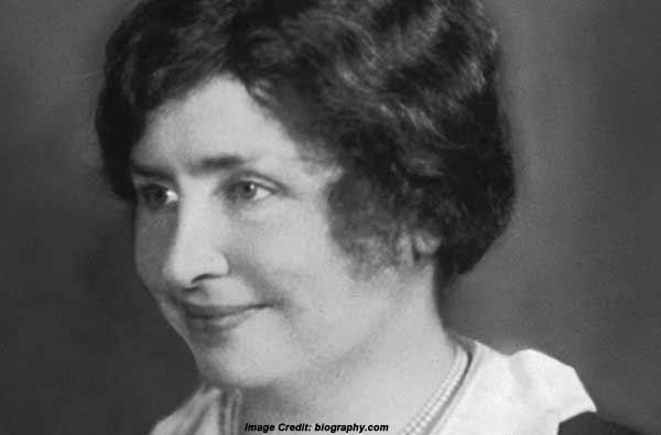 Bio of Helen Keller