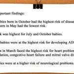 Born In and Disease Risk