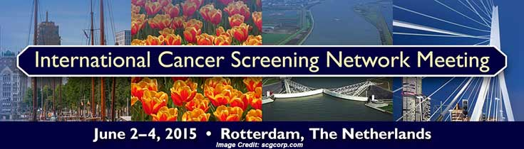 International Cancer Screening Network (ICSN) Meeting