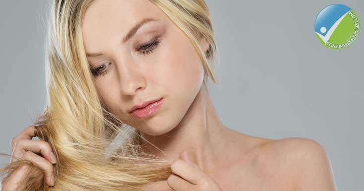 Eliminates* Hair's Natural Oils