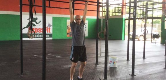 How to Do Kipping Pull-Ups - By Dr. Adam Friedman