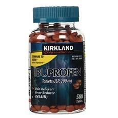 Kirkland Signature Ibuprofen