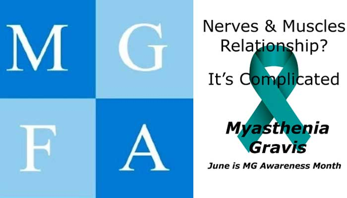 Myasthenia Gravis (MG) Awareness Month