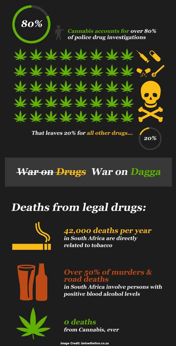 dagga and cannabis info