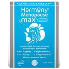 Harmony Menopause Max