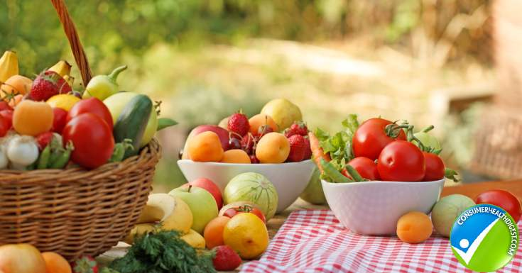 Foods That Contain Pesticide Residue