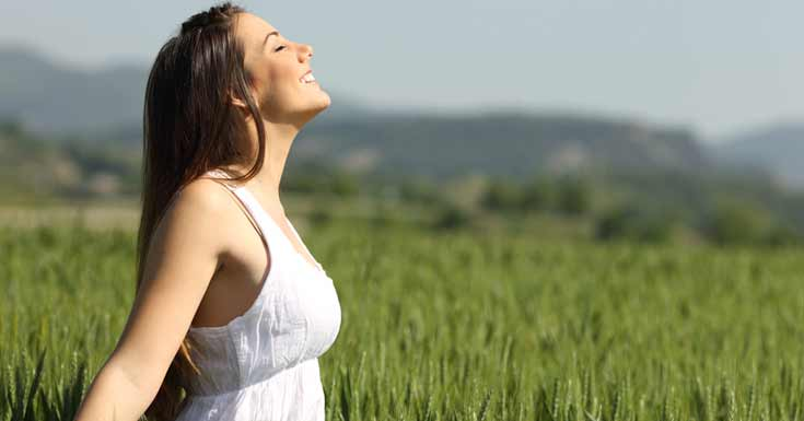 Reduce Stress with These Simple Breathing Exercise