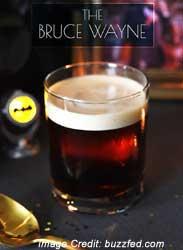 The Bruce Wayne Cocktail