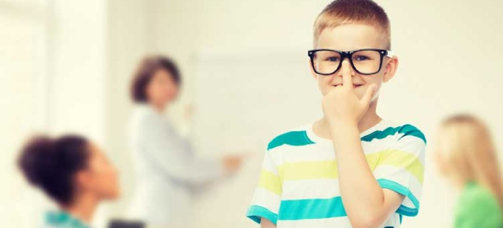 Children's Eye Health and Safety Awareness Month