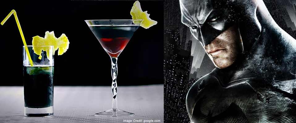 Delicious Cocktails That Batman Superfans Cant Miss