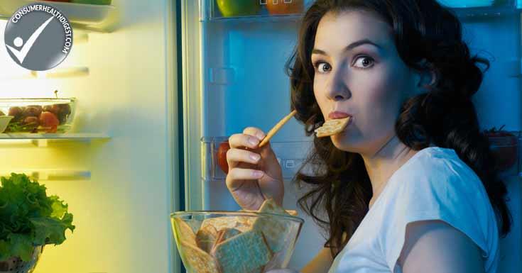 Eat Snacks Secretly