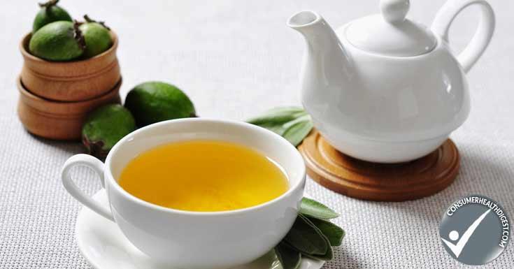 Guava Tea Leaves