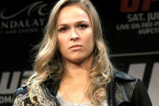 How Gaining 15 Pounds Made Fighter Ronda Rousey Feel More Beautiful
