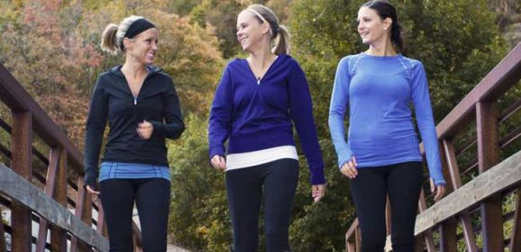 This Is Why You Should Walk, Not Run To Lose Weight