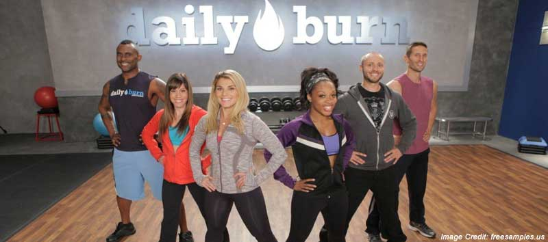 Daily Burn Fitness Program