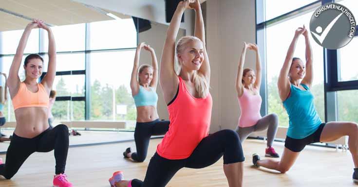 Regular Exercising Routine