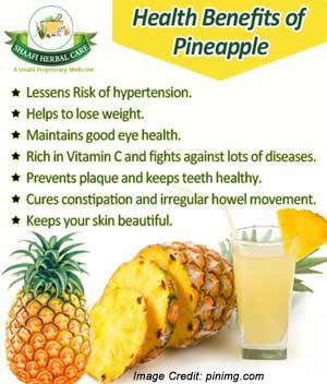 Pineapples Info
