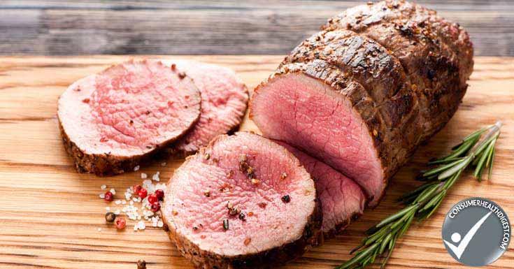 Beef Overloaded With Hormones