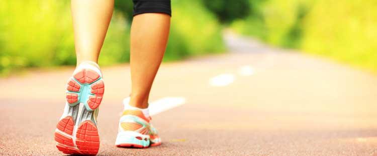 Burn More Calories By Walking
