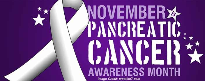 Pancreatic Cancer Awareness Month