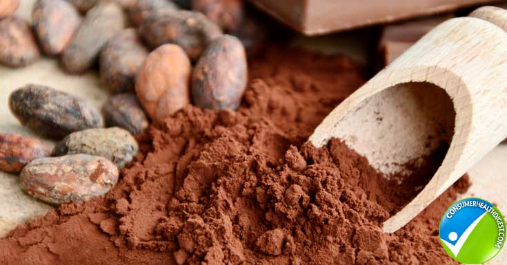 Raw Cacao Is More Beneficial