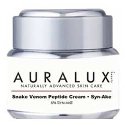 Auralux Snake Venom Peptide Cream